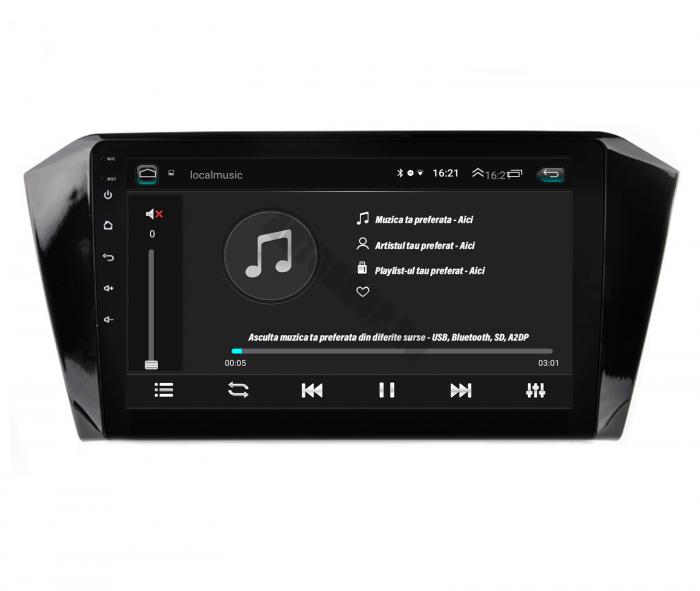Navigatie Android VW Passat B8 | AutoDrop.ro [5]