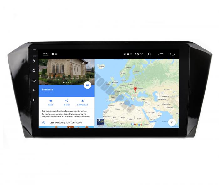 Navigatie Android VW Passat B8 2GB | AutoDrop.ro 11
