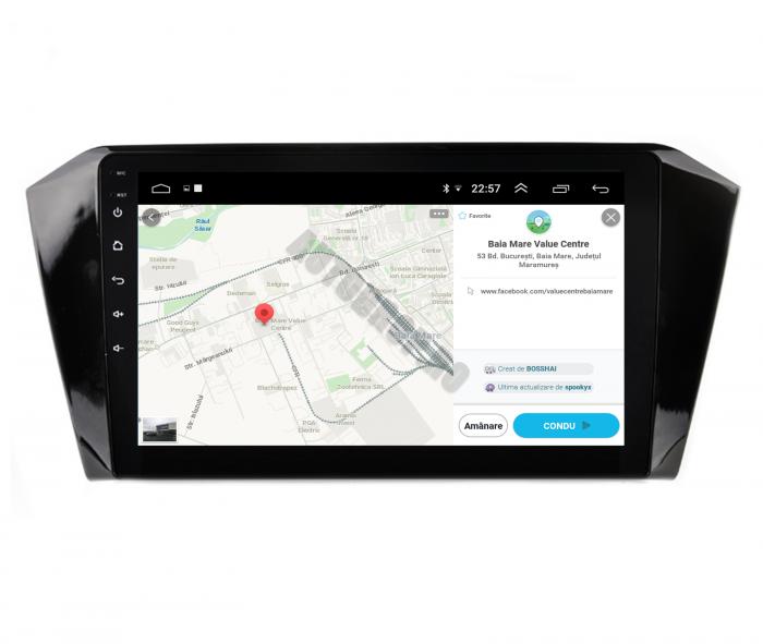 Navigatie Android VW Passat B8 2GB | AutoDrop.ro 10