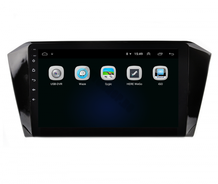 Navigatie Android VW Passat B8 2GB | AutoDrop.ro 4