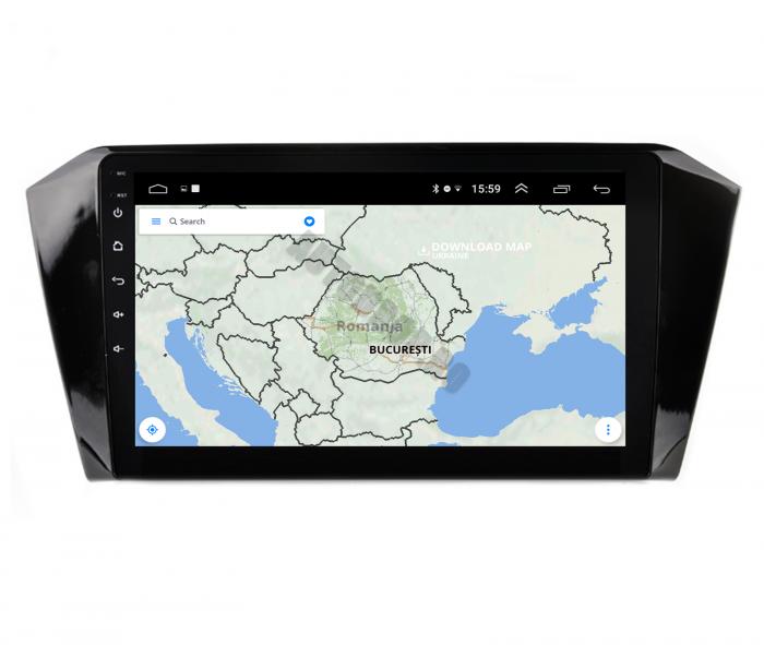 Navigatie Android VW Passat B8 2GB | AutoDrop.ro 9