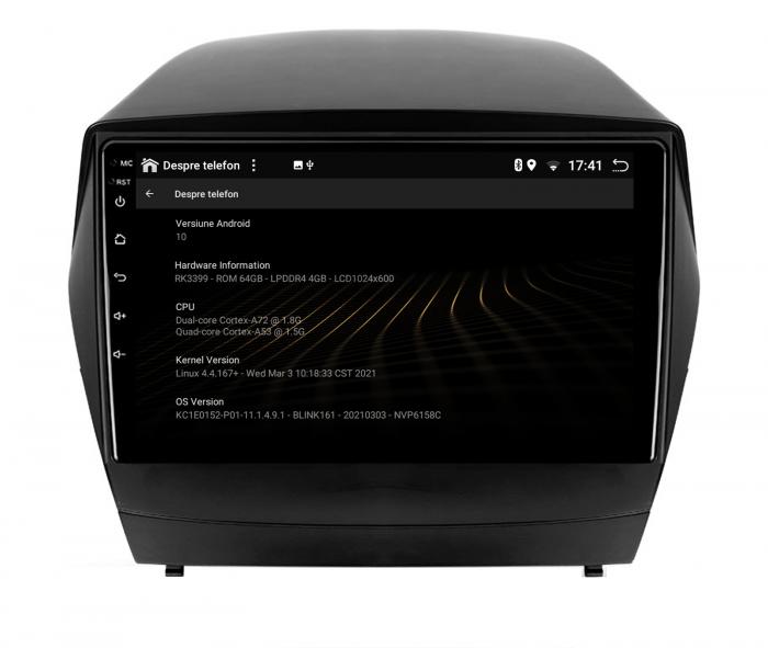 Navigatie Android 10 Hyundai IX35 PX6   AutoDrop.ro [15]