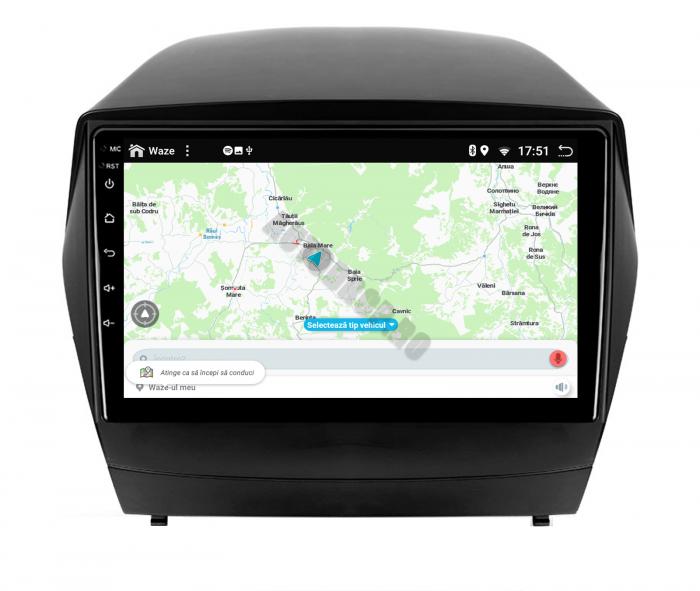 Navigatie Android 10 Hyundai IX35 PX6   AutoDrop.ro [10]