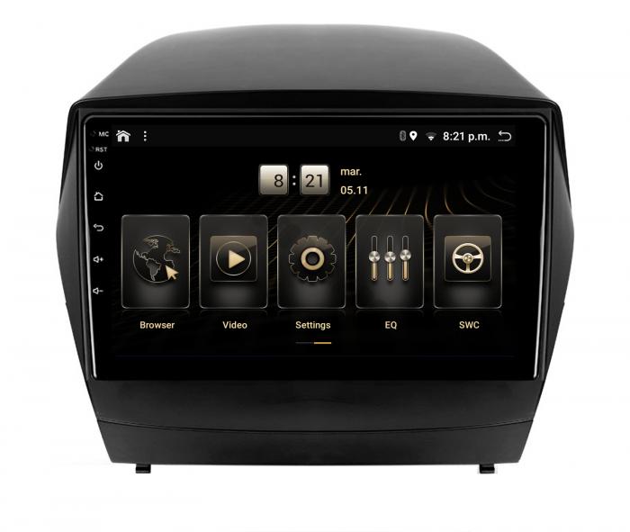 Navigatie Android 10 Hyundai IX35 PX6   AutoDrop.ro [2]