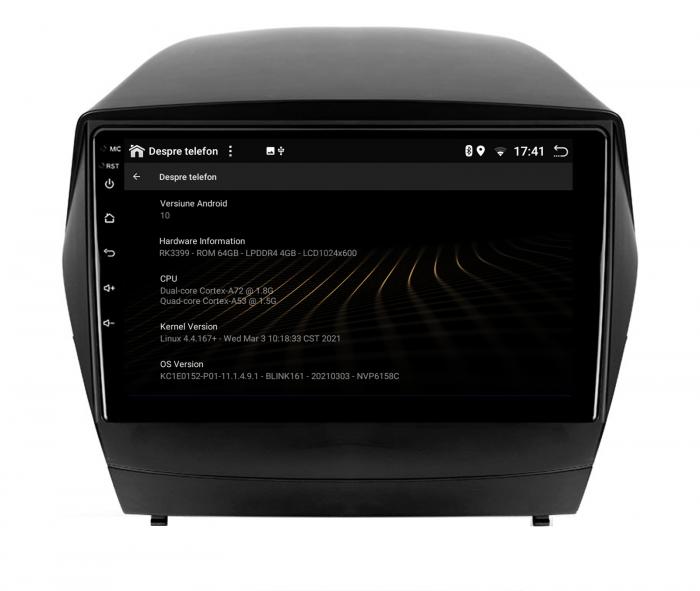 Navigatie Android 10 Hyundai IX35 PX6   AutoDrop.ro [17]