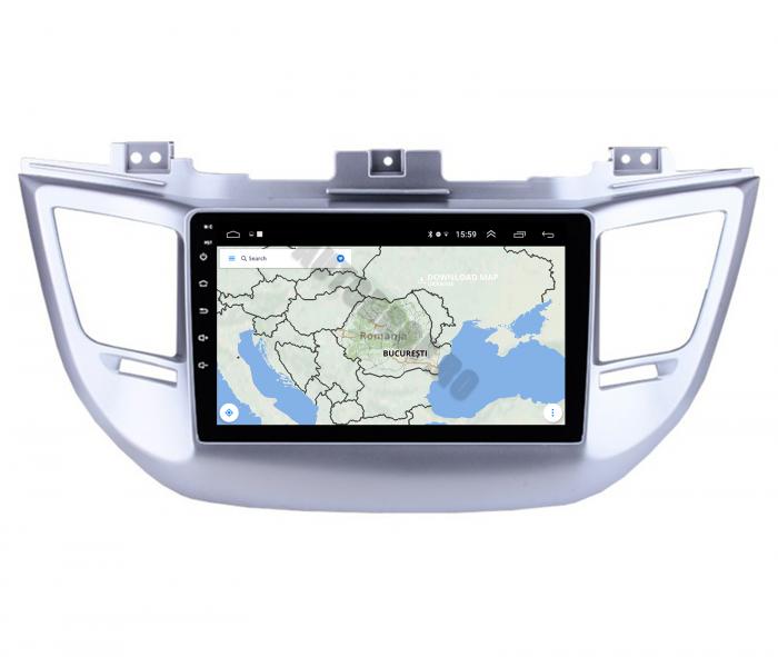 Navigatie Android Tucson 2015-2019 | AutoDrop.ro [11]
