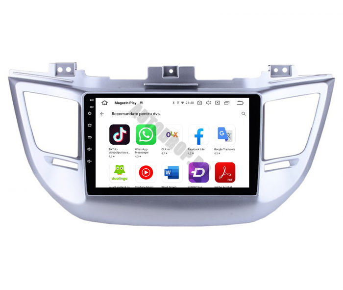 Navigatie Android Tucson 2015-2019 | AutoDrop.ro [12]