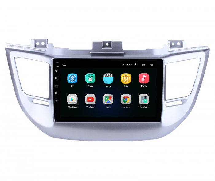 Navigatie Android Tucson 2015-2019 | AutoDrop.ro [2]