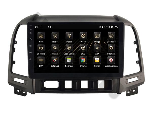 Navigatie Android Hyundai Santa Fe PX6   AutoDrop.ro [4]