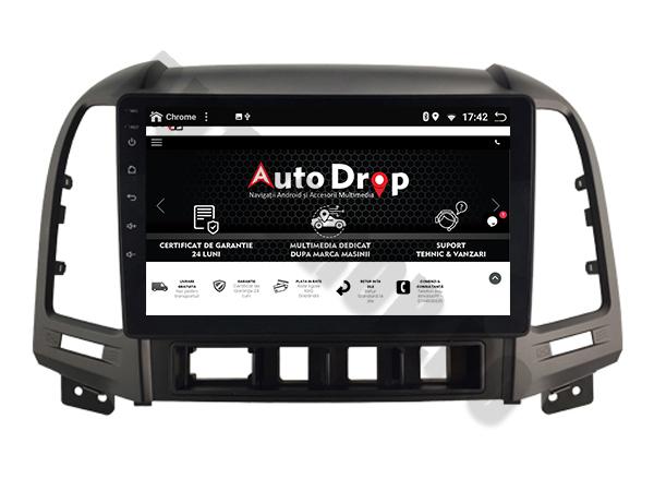 Navigatie Android Hyundai Santa Fe PX6   AutoDrop.ro [14]