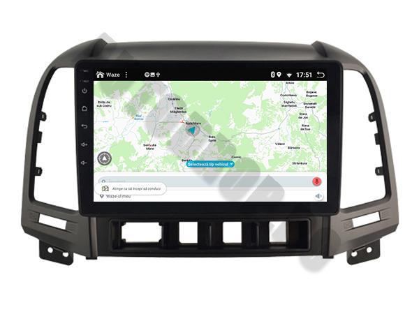 Navigatie Android Hyundai Santa Fe PX6   AutoDrop.ro [11]
