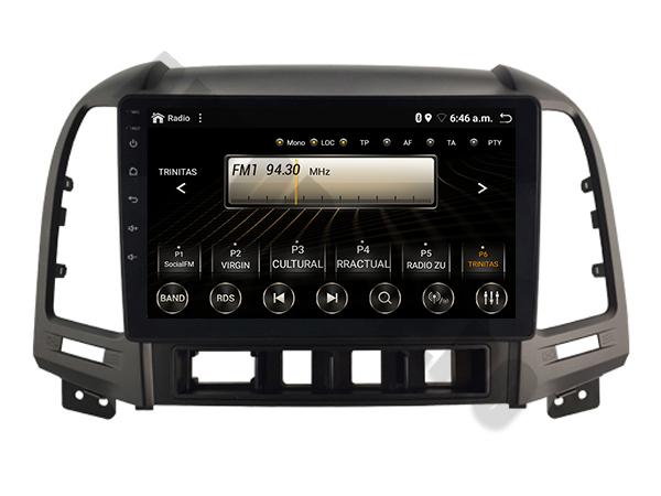 Navigatie Android Hyundai Santa Fe PX6   AutoDrop.ro [3]