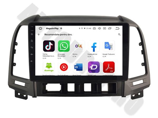 Navigatie Hyundai Santa Fe Android 1+16GB   AutoDrop.ro 5