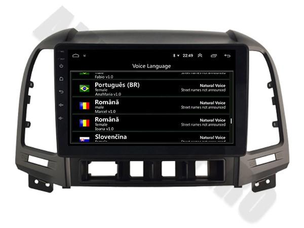 Navigatie Hyundai Santa Fe Android 1+16GB   AutoDrop.ro 12