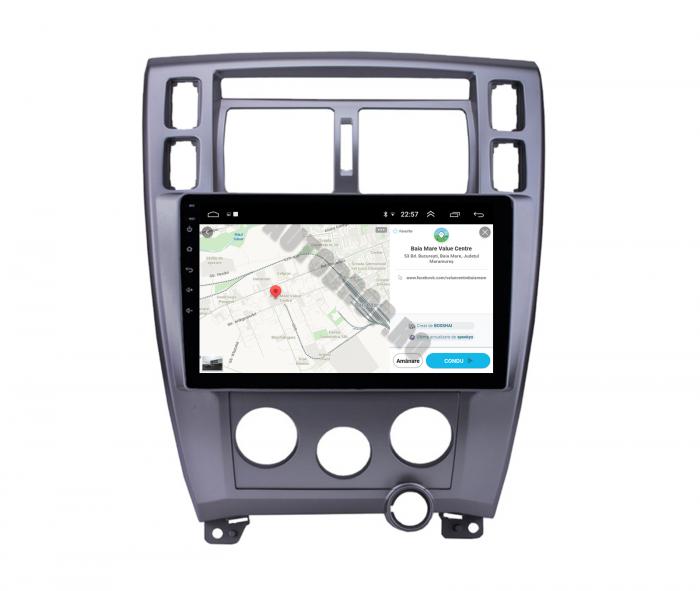 Navigatie Hyundai Santa Fe Android 2+32GB | AutoDrop.ro [11]