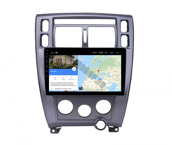 Navigatie Hyundai Santa Fe Android 2+32GB | AutoDrop.ro [10]