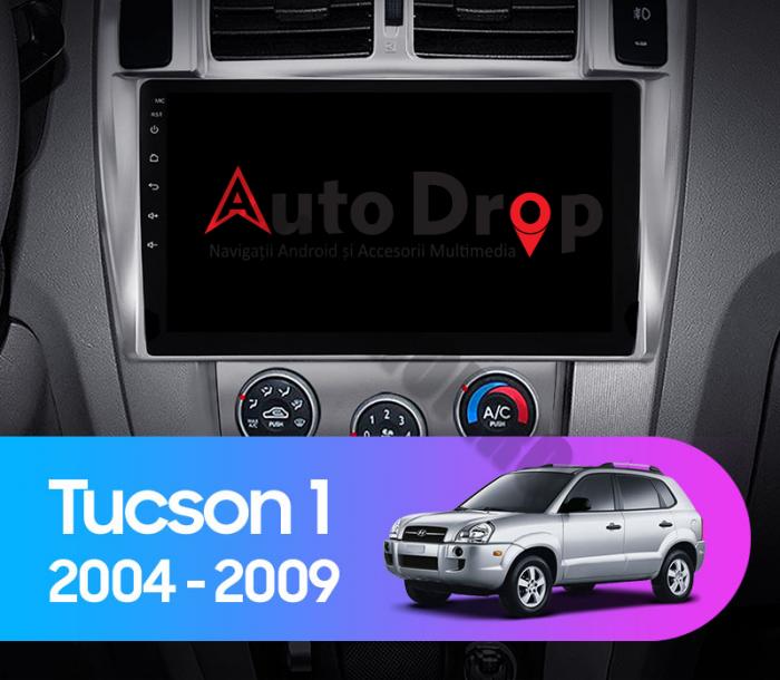 Navigatie Hyundai Tucson 1+16GB Android | AutoDrop.ro 15