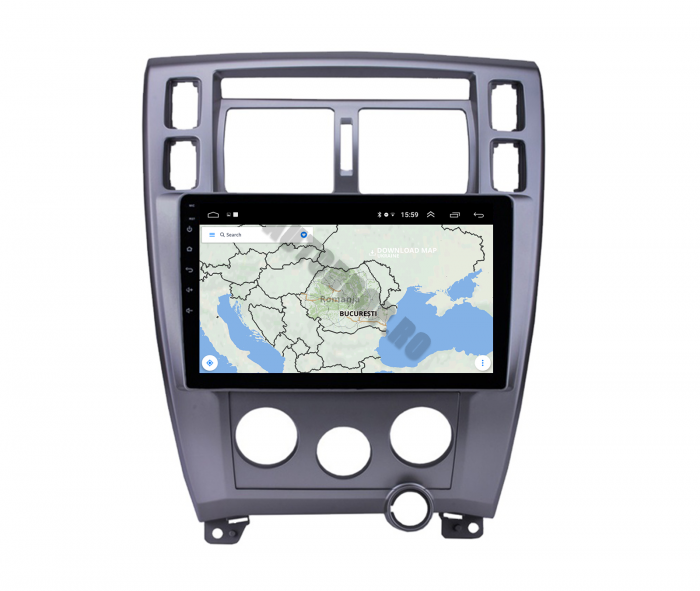 Navigatie Hyundai Santa Fe Android 2+32GB | AutoDrop.ro [12]
