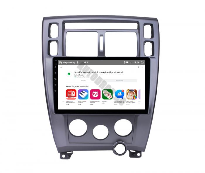 Navigatie Android 10 Hyundai Tucson PX6 | AutoDrop.ro [10]