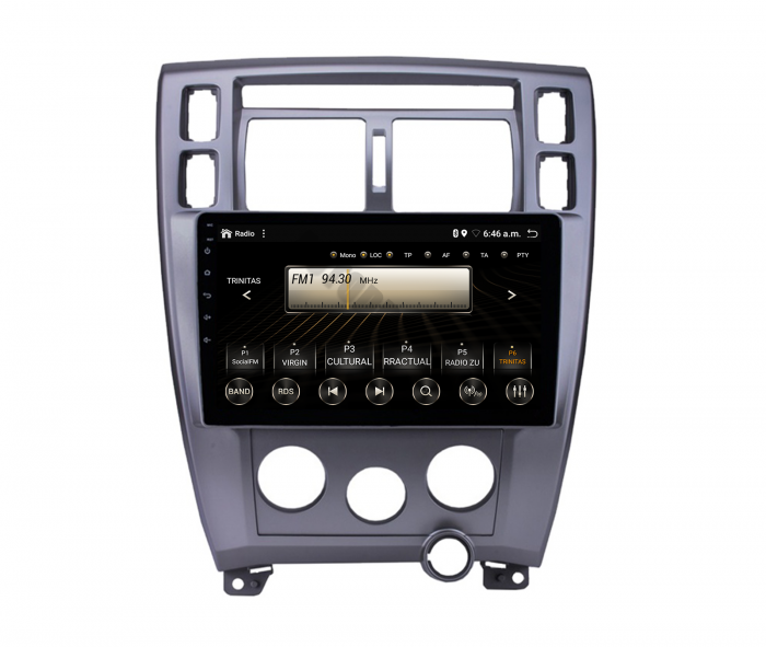 Navigatie Android 10 Hyundai Tucson PX6 | AutoDrop.ro [4]