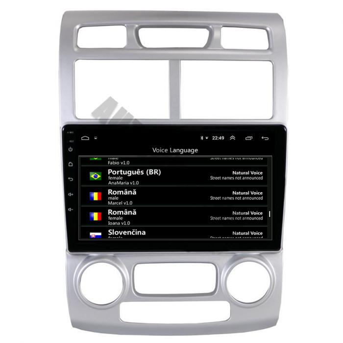 Navigatie Kia Sportage 2005-2010 2GB | AutoDrop.ro 9