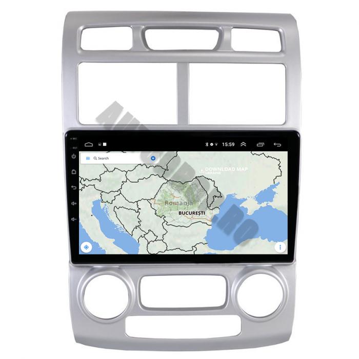 Navigatie Kia Sportage 2005-2010 2GB | AutoDrop.ro 12