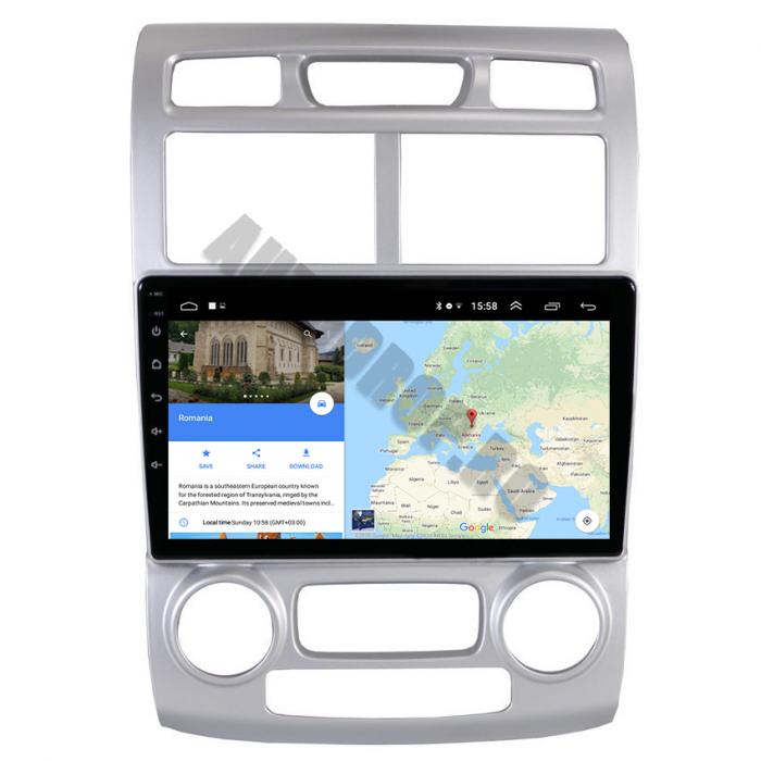 Navigatie Kia Sportage 2005-2010 2GB | AutoDrop.ro 13