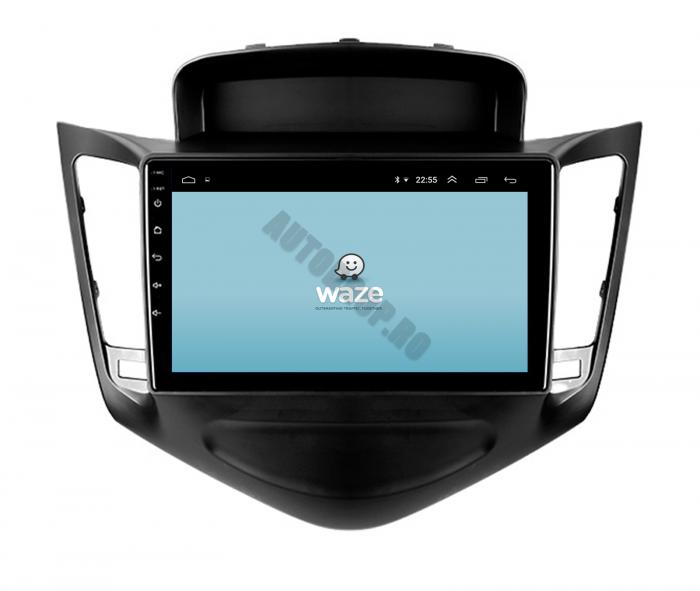 Navigatie Android Chevrolet Cruze 2+32GB | AutoDrop.ro [12]