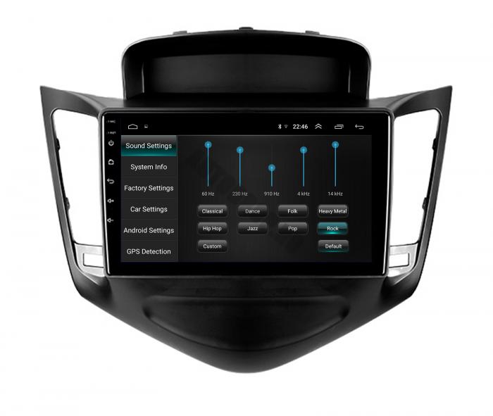 Navigatie Android Chevrolet Cruze 2+32GB | AutoDrop.ro [4]