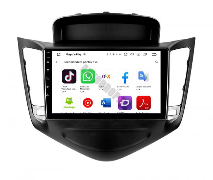Navigatie Android Chevrolet Cruze 2+32GB | AutoDrop.ro [7]