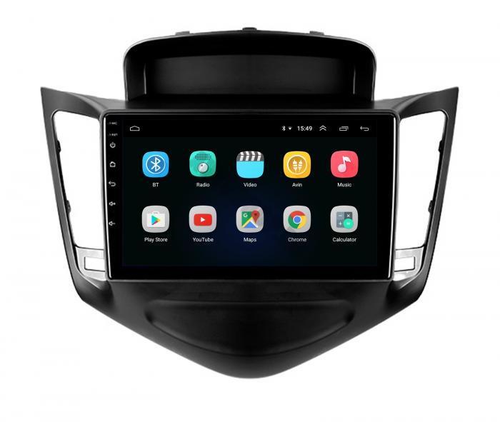 Navigatie Android Chevrolet Cruze 2+32GB | AutoDrop.ro [5]