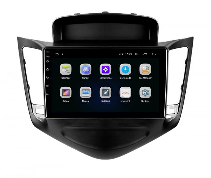 Navigatie Android Chevrolet Cruze 2+32GB | AutoDrop.ro [6]