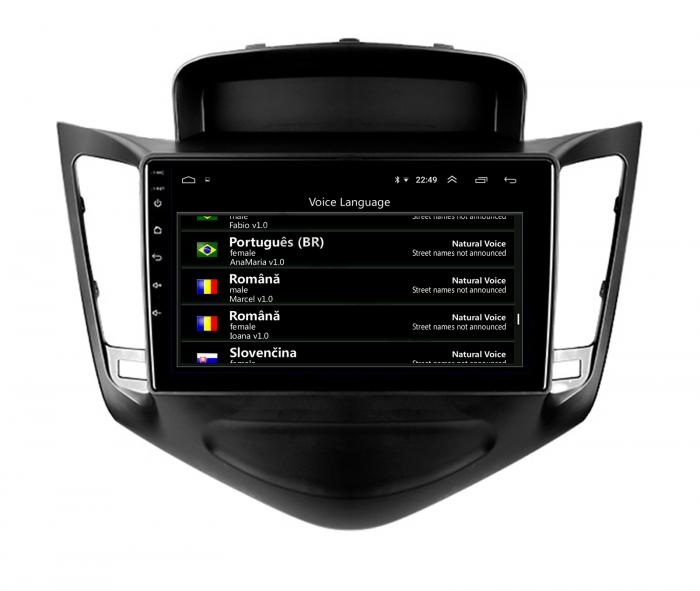 Navigatie Android Chevrolet Cruze 2+32GB | AutoDrop.ro [13]