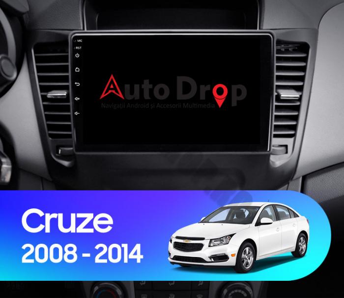 Navigatie Android Chevrolet Cruze 2+32GB | AutoDrop.ro [17]