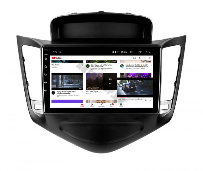 Navigatie Android Chevrolet Cruze 2+32GB | AutoDrop.ro [8]