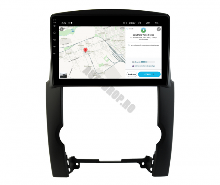 Navigatie Android Kia Sorento 1+16GB | AutoDrop.ro [10]
