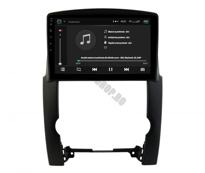 Navigatie Android Kia Sorento 2+32GB   AutoDrop.ro [4]