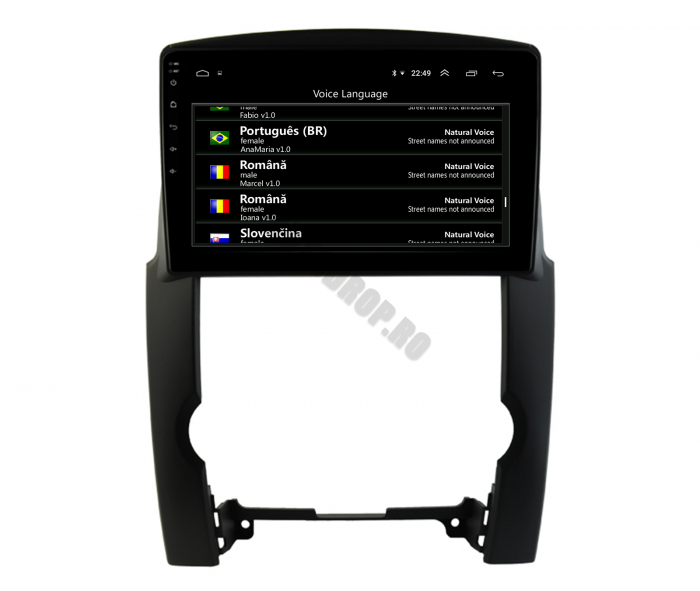 Navigatie Android Kia Sorento 2+32GB   AutoDrop.ro [7]