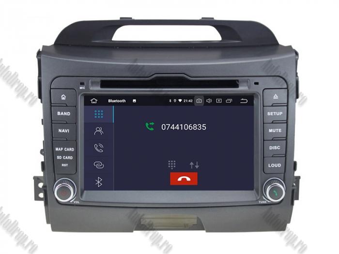 Navigatie Auto Dedicata Kia Sportage 2010-2012 4+64GB 5