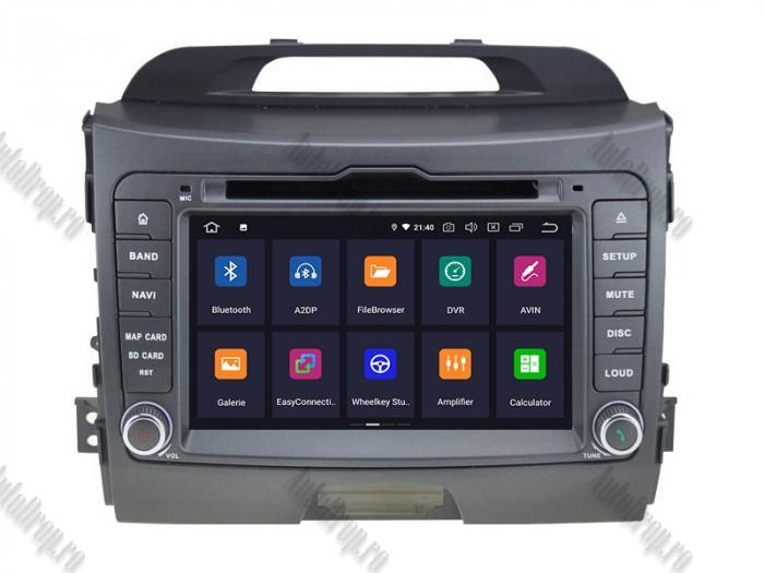 Navigatie Auto Dedicata Kia Sportage 2010-2012 4+64GB 1