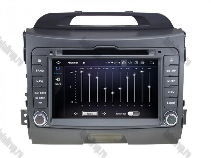Navigatie Auto Dedicata Kia Sportage 2010-2012 4+64GB 4