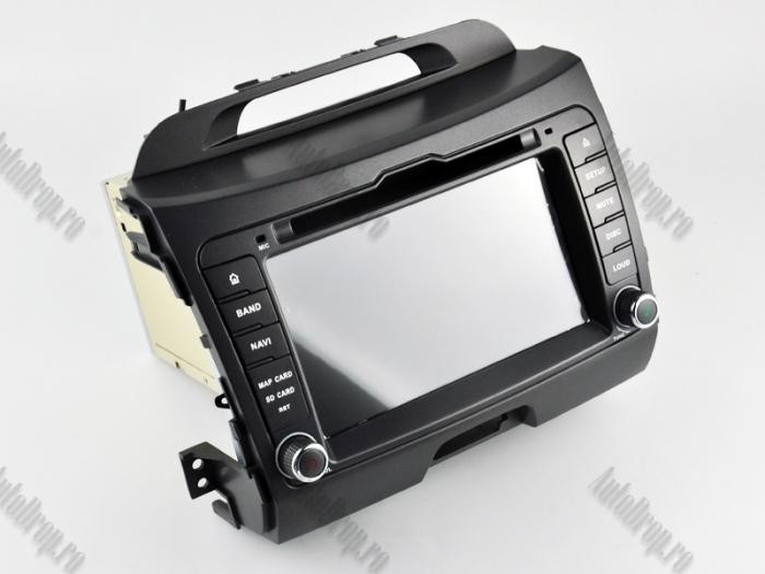 Navigatie Auto Dedicata Kia Sportage 2010-2012 4+64GB 17