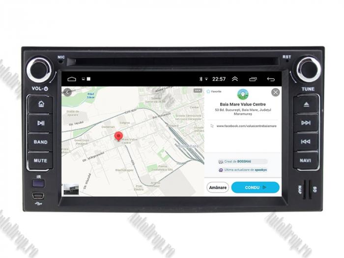 Navigatie Auto Dedicata Kia 2-16GB | AutoDrop.ro 15