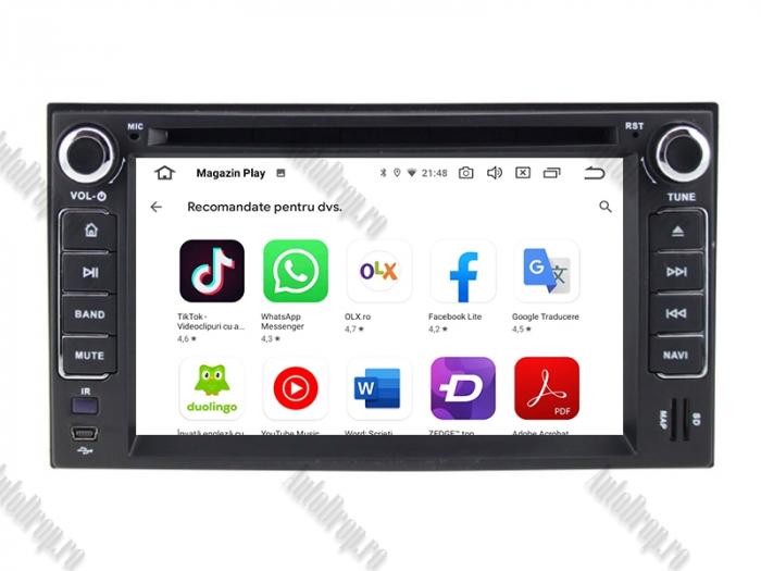 Navigatie Auto Dedicata Kia 2-16GB | AutoDrop.ro 8
