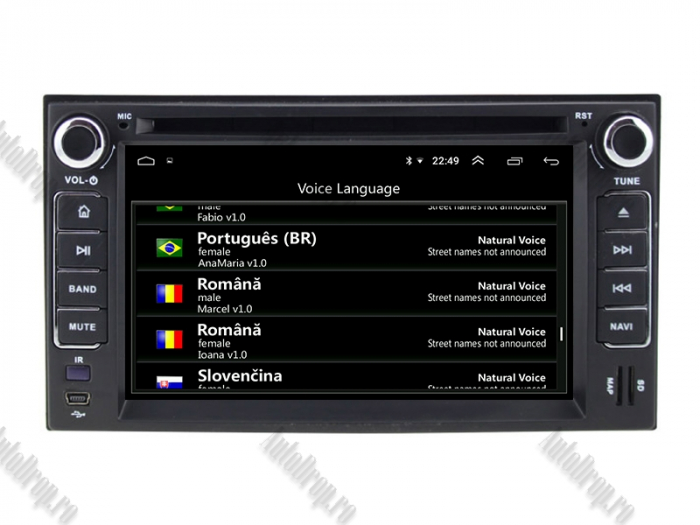 Navigatie Auto Dedicata Kia 2-16GB | AutoDrop.ro 9