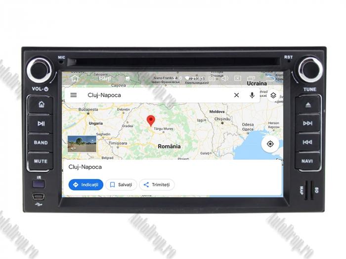 Navigatie Auto Dedicata Kia 2-16GB | AutoDrop.ro 14