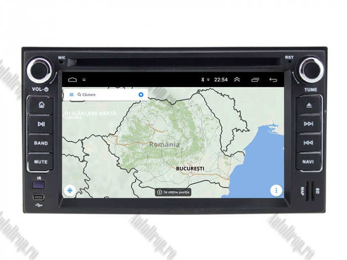 Navigatie Auto Dedicata Kia 2-16GB | AutoDrop.ro 13