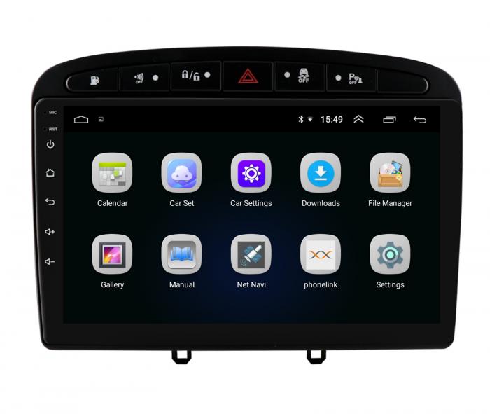 Navigatie Android Peugeot 308/408   AutoDrop.ro [3]