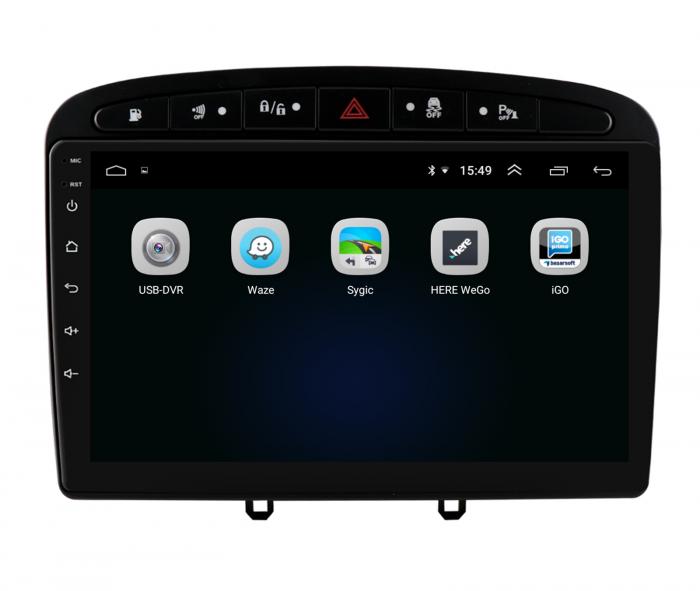 Navigatie Android Peugeot 308/408   AutoDrop.ro [4]