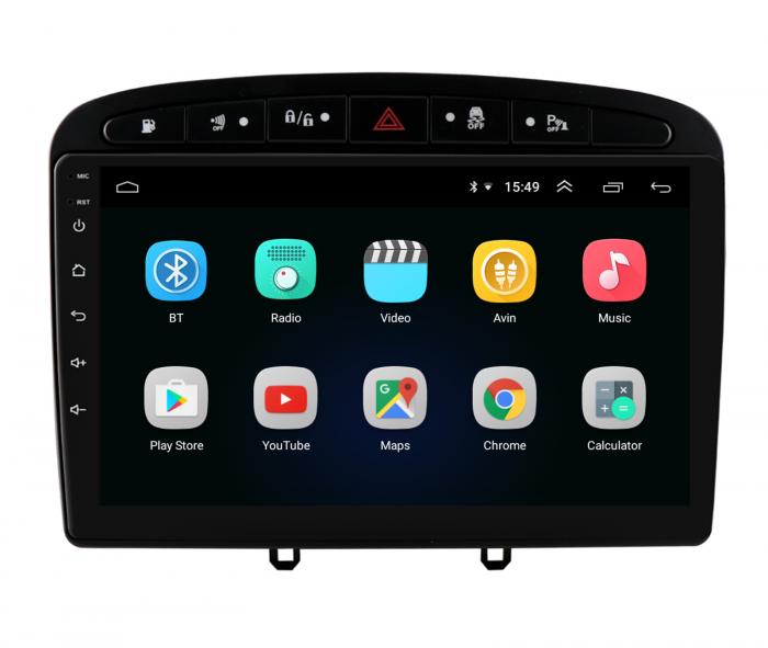 Navigatie Android Peugeot 308/408 2GB   AutoDrop.ro [2]